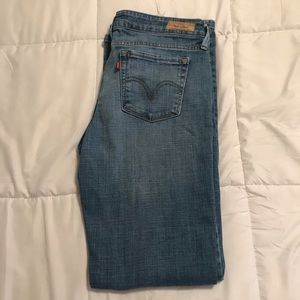 GUC Levi's 545 Low Boot cut Jeans 10 Long